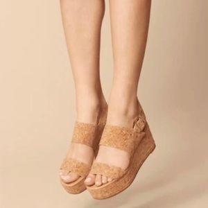 New Corso Como Fairen Platform Sandal